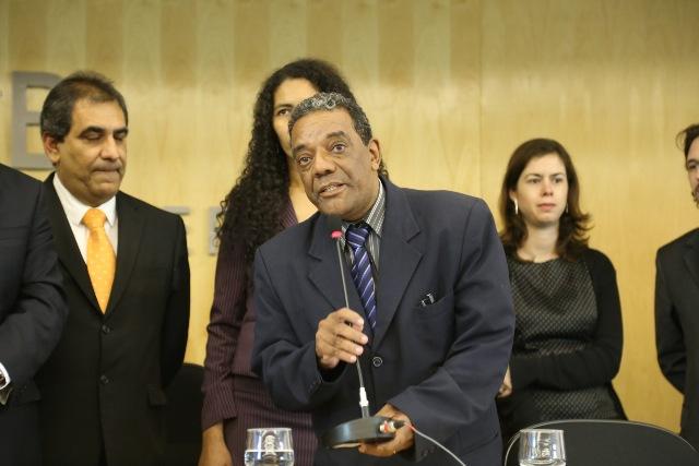 Advogado Benedito Barbosa, mais conhecido como Dito, foi agredido pela Polícia Militar do Estado de São Paulo no dia 25 de junho de 2014.