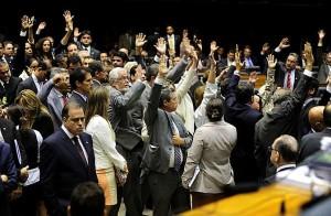 PEC foi aprovada em primeiro turno da Câmara dos Deputados. (foto: Gustavo Lima /Câmara dos Deputados)