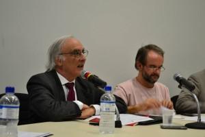 Professor e jurista José Geraldo de Sousa.