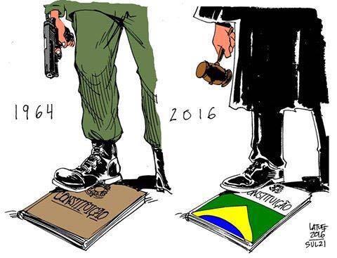 Latuff - A polêmica sobre a nota executiva do PT - Val Carvalho